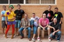 Taller de Retrato e Iluminación - San Juan de Alicante - 2009