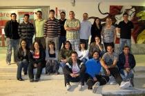 Taller de Retrato e lluminación - Torrellano 2011
