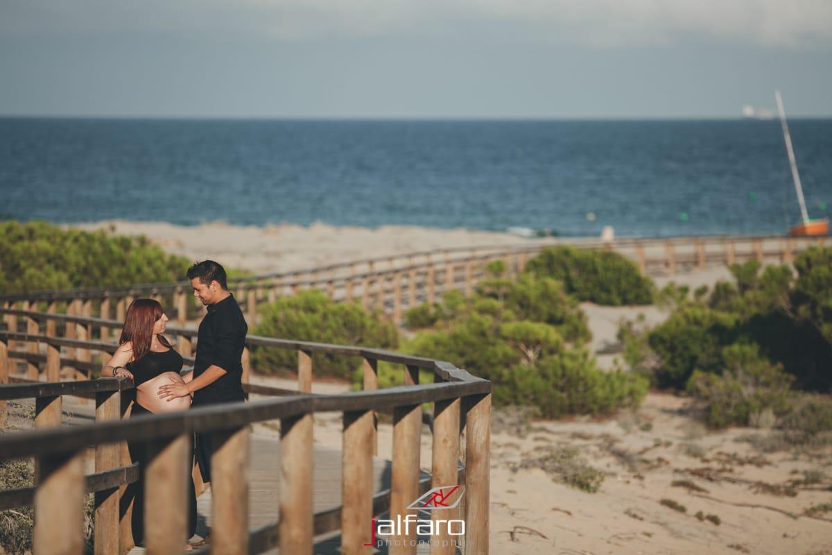 Fotos embarazo Alicante (2)