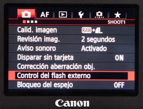 Canon-control-flash-externo
