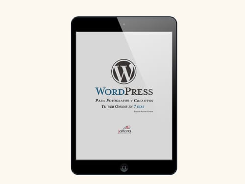 Ebook- WordPress para Fotógrafos
