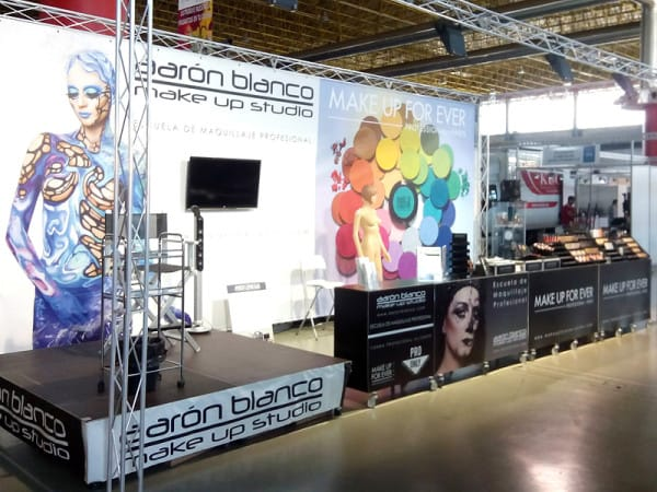 Stand Aarón Blanco Jesal Extetic