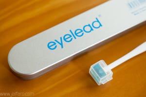 Limpieza de sensor con Eyelead