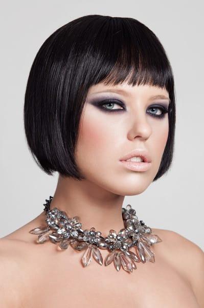 Make up & Necklaces - Aarón Blanco