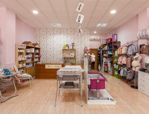 MIMOS, tu tienda para bebés en Aspe