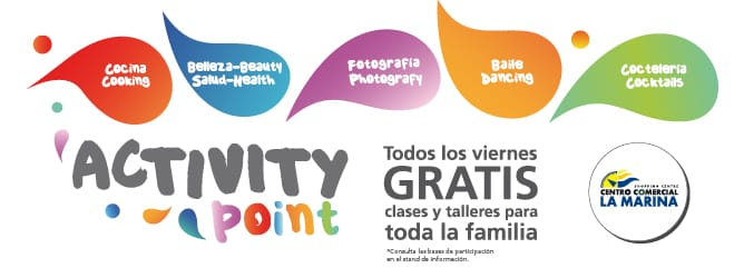 Activity Point - CC La Marina - Benidorm