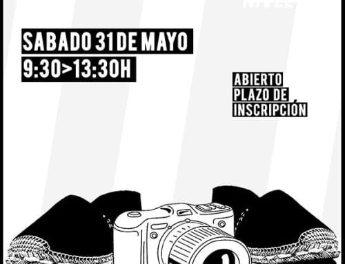 Curso de Fotografía Photowalk de Elche. 31 de mayo de 2014