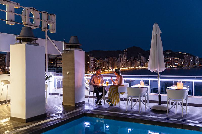 Fotos arquitectura | Hotel Centro Mar Benidorm