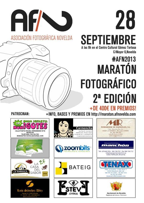 II Maratón Fotográfico Novelda