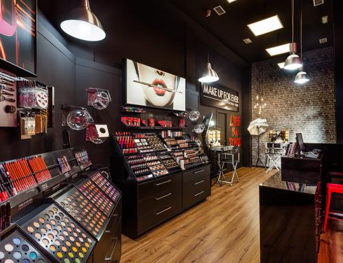 Tienda Make Up For Ever Alicante – Aarón Blanco Make Up Studio