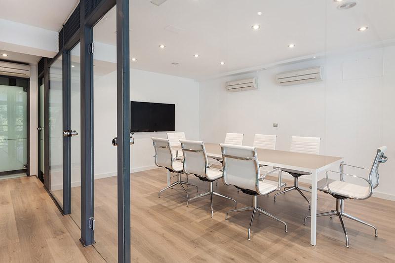 Fot grafo de interiores fotograf a de oficinas en for Oficinas bankia alicante
