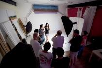 Taller de Retrato e lluminación - Pilar de la Horadada 2009