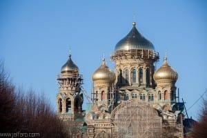 Iglesia Ortodoxa en Liepaja