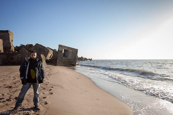 Batería de Bunkers en Liepaja