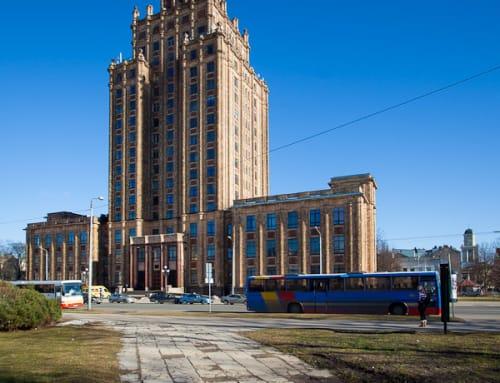 Letonia. Día 9. Riga y su Barrio Moscú