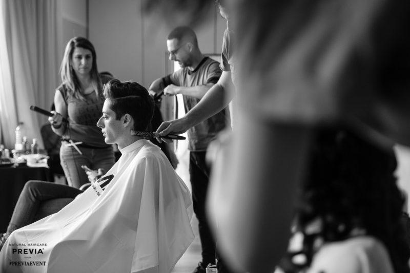 Fashion film - Previa Haircare