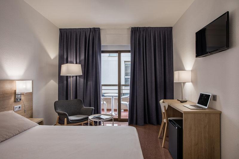 Fotografía de Interiores para Hoteles
