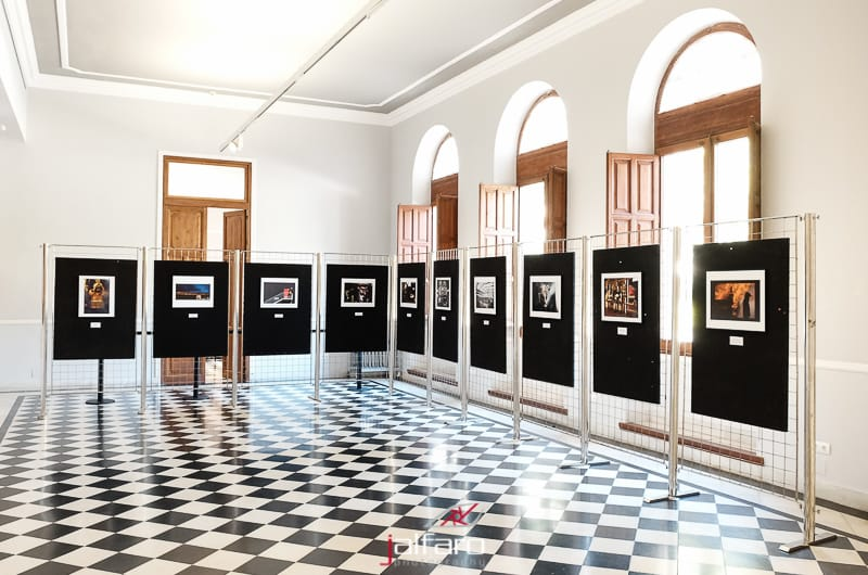 Exposición Fotobomberos