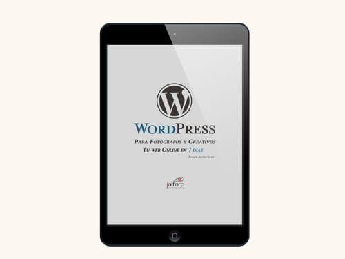 Ebook- WordPress para Fotógrafos