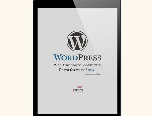 Ebook: WordPress para fotógrafos y creativos. Descárgalo!
