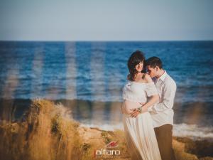 Sesión de embarazo Marisol y Rubén