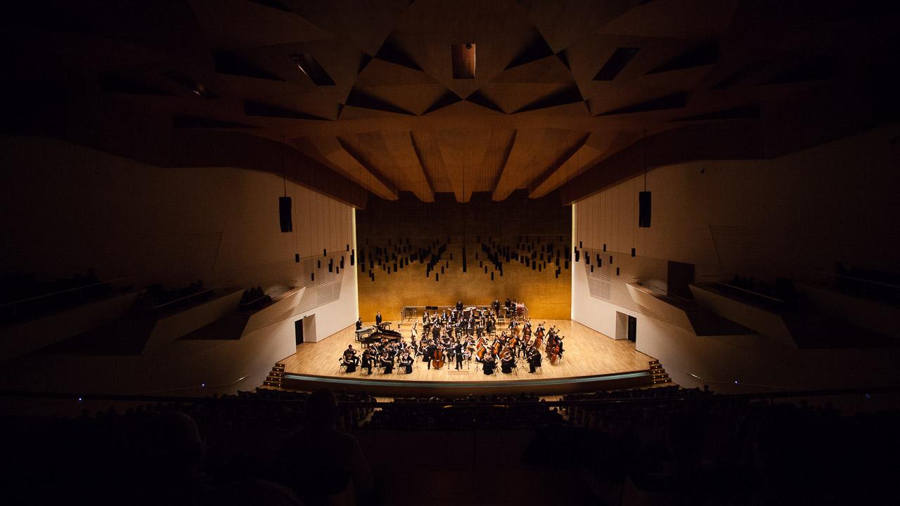 Concierto de Música Clásica en el ADDA