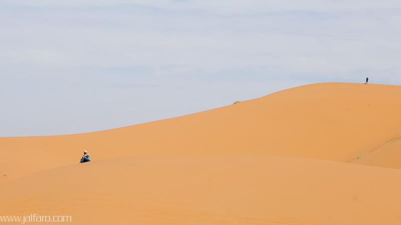 Desierto de El Sahara