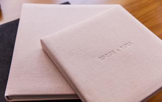 Álbumes de boda - Réplicas para padres