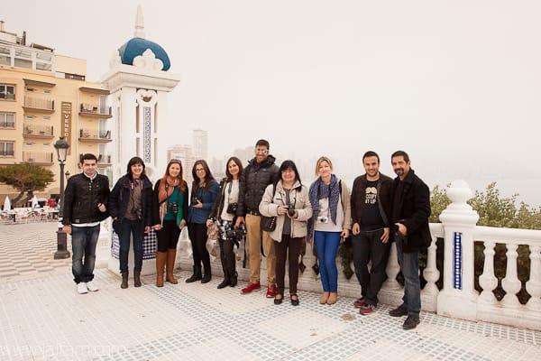 Curso de Fotografía - Photowalk de Benidorm