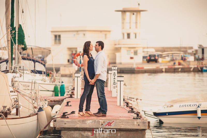 Preboda Yolanda y Jorge | Fotógrafo de Boda en Alicante
