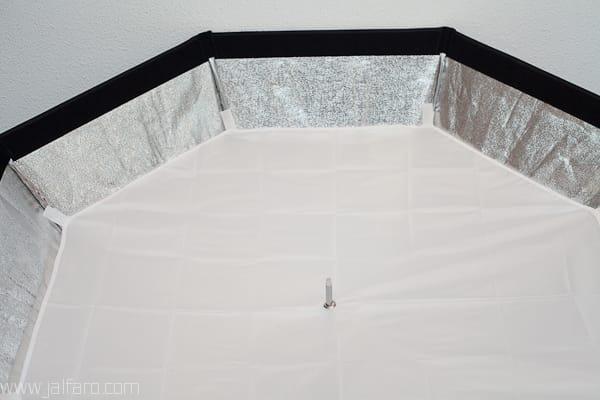 Ventana rápida octogonal 120cm Elinchrom