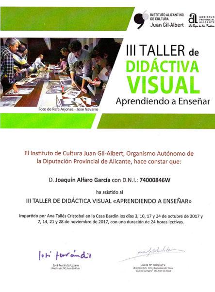 Taller de Didáctica Visual