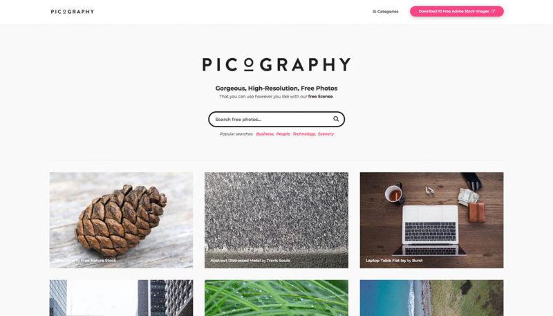 Fotografías gratuitas en alta resolución - Picography