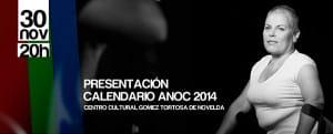 Calendario ANOC Novelda 2014