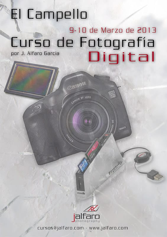 Curso Fotografía Digital - El Campello