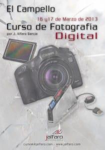 Curso Fotografía Digital en El Campello