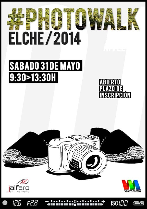 Curso de Fotografía Photowalk de Elche