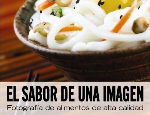 El sabor de una imagen. Fotografía de alimentos de alta calidad