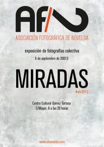 Exposición Miradas - #afn2013