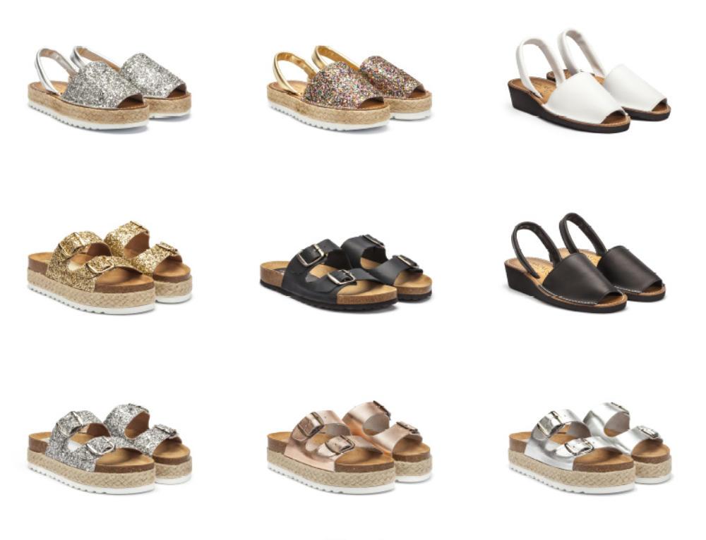 Fotografía de zapatos para tu Tienda Online