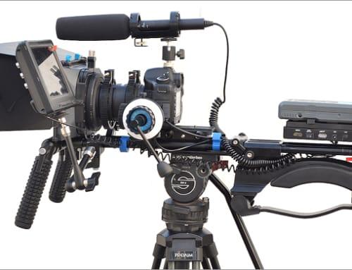 5 accesorios imprescindibles para la grabación de vídeo DSLR