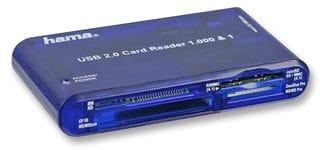Hama Lector Tarjeta 31en1, USB 2.0