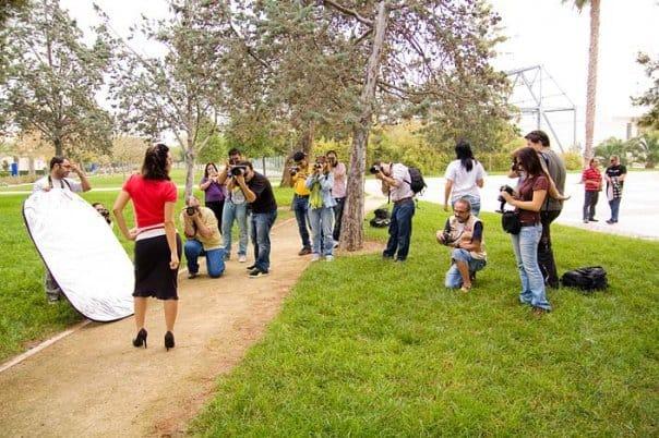 Curso de Fotografía - Monforte 2009
