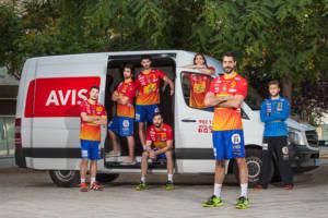 Selección Española de Balonmano - Hispanos