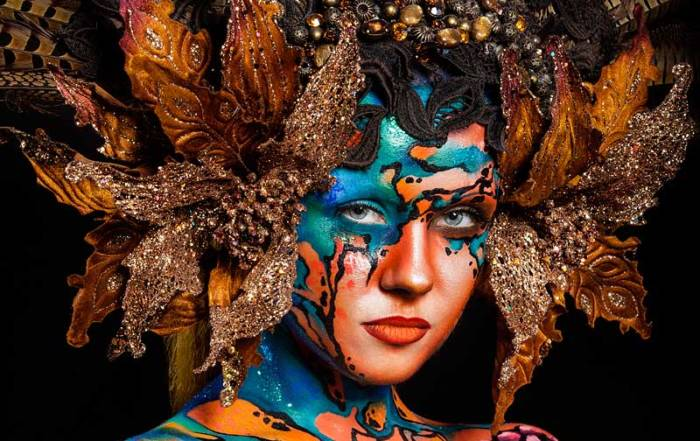 Video Making of - Body paint